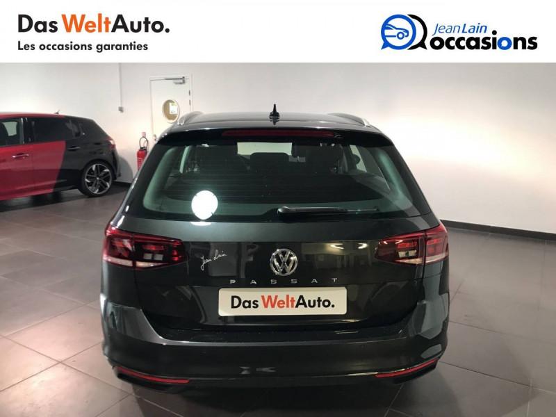 Volkswagen Passat VII Passat SW 1.6 TDI 120 DSG7 Business 5p Gris occasion à Seynod - photo n°6