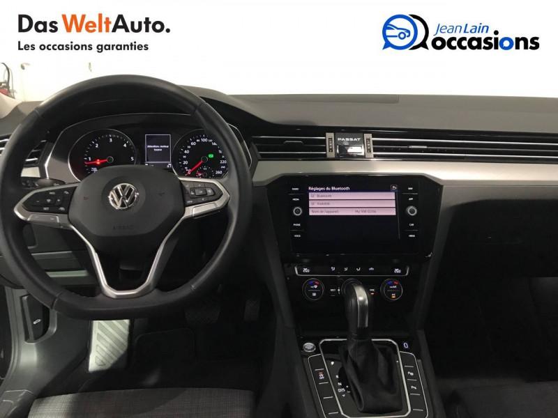 Volkswagen Passat VII Passat SW 1.6 TDI 120 DSG7 Business 5p Gris occasion à Meythet - photo n°18