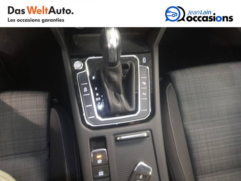 Volkswagen Passat VII Passat SW 1.6 TDI 120 DSG7 Business 5p Gris occasion à Voiron - photo n°13