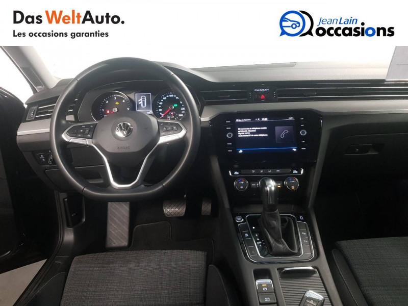 Volkswagen Passat VII Passat SW 1.6 TDI 120 DSG7 Business 5p Gris occasion à Voiron - photo n°18