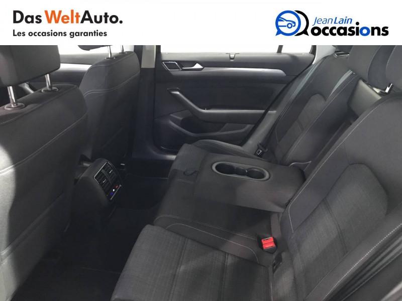 Volkswagen Passat VII Passat SW 1.6 TDI 120 DSG7 Business 5p Gris occasion à Meythet - photo n°17