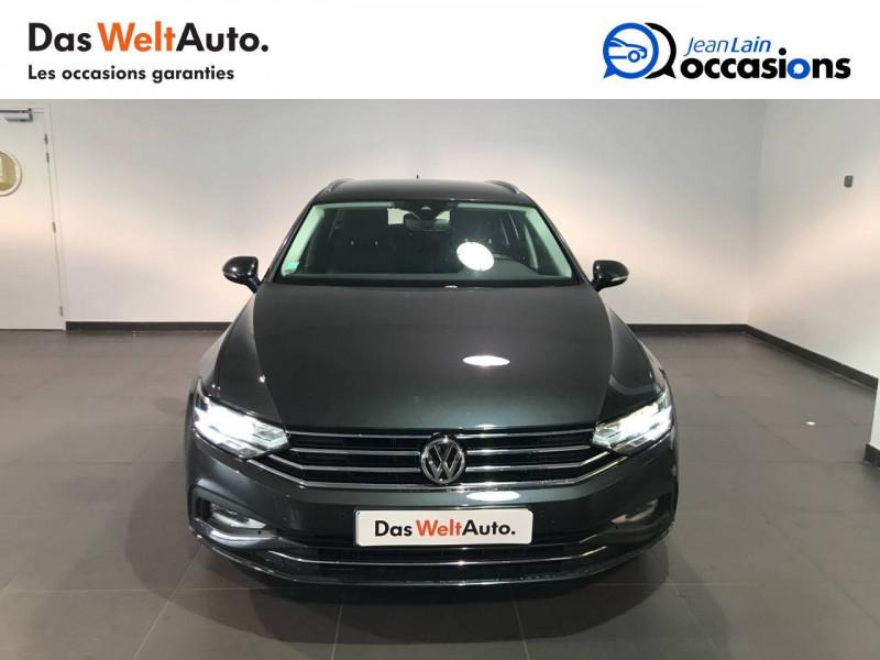 Volkswagen Passat VII Passat SW 1.6 TDI 120 DSG7 Business 5p Gris occasion à Seynod - photo n°2