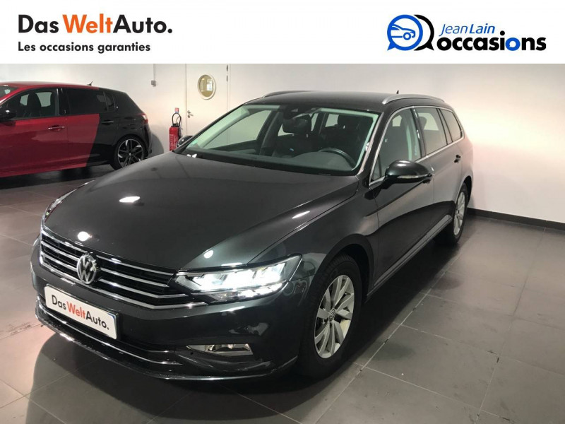 Volkswagen Passat VII Passat SW 1.6 TDI 120 DSG7 Business 5p Gris occasion à Meythet