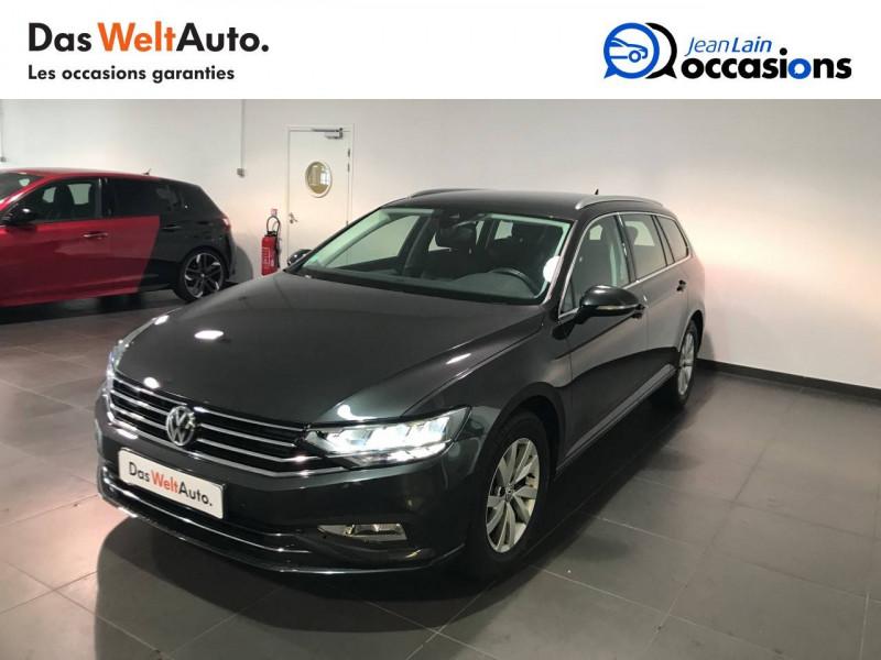 Volkswagen Passat VII Passat SW 1.6 TDI 120 DSG7 Business 5p Gris occasion à Seynod