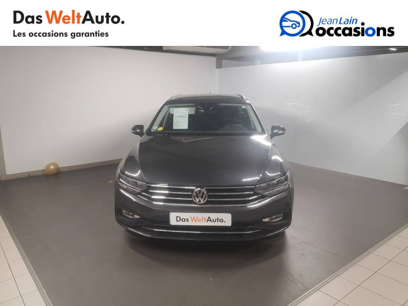 Volkswagen Passat VII Passat SW 1.6 TDI 120 DSG7 Business 5p Gris occasion à Voiron - photo n°2