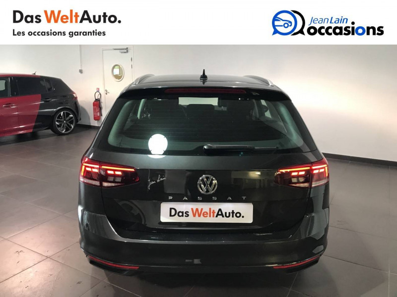 Volkswagen Passat VII Passat SW 1.6 TDI 120 DSG7 Business 5p Gris occasion à Meythet - photo n°6