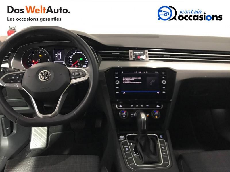 Volkswagen Passat VII Passat SW 1.6 TDI 120 DSG7 Business 5p Gris occasion à Seynod - photo n°18