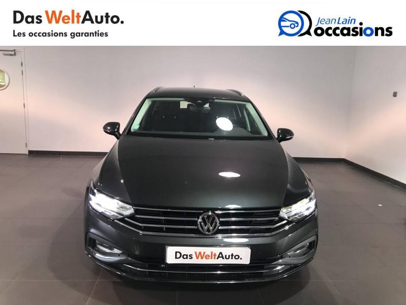 Volkswagen Passat VII Passat SW 1.6 TDI 120 DSG7 Business 5p Gris occasion à Meythet - photo n°2
