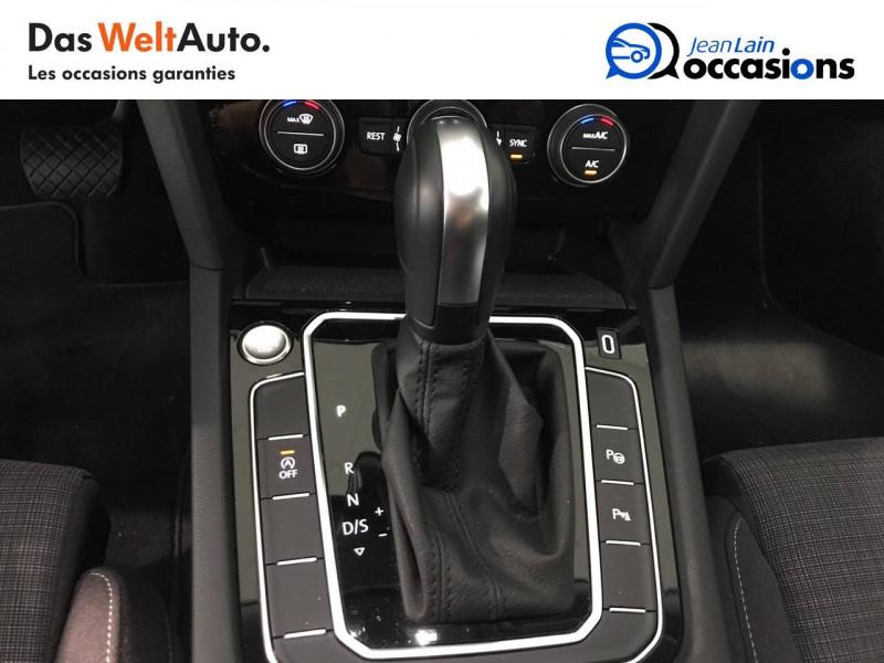 Volkswagen Passat VII Passat SW 1.6 TDI 120 DSG7 Business 5p Gris occasion à Meythet - photo n°13