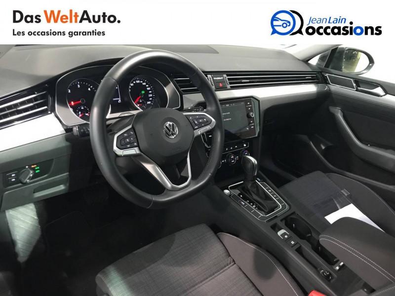 Volkswagen Passat VII Passat SW 1.6 TDI 120 DSG7 Business 5p Gris occasion à Meythet - photo n°11