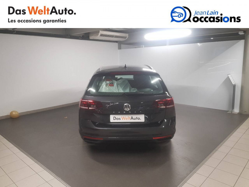 Volkswagen Passat VII Passat SW 1.6 TDI 120 DSG7 Business 5p Gris occasion à Voiron - photo n°6