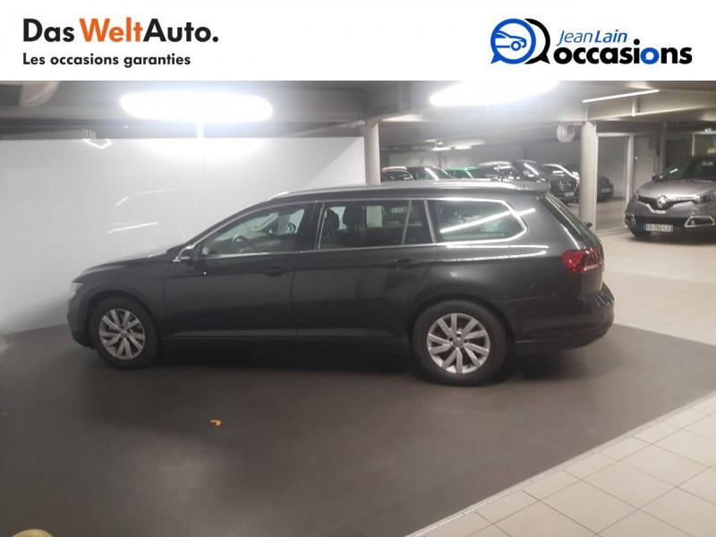 Volkswagen Passat VII Passat SW 1.6 TDI 120 DSG7 Business 5p Gris occasion à Voiron - photo n°8