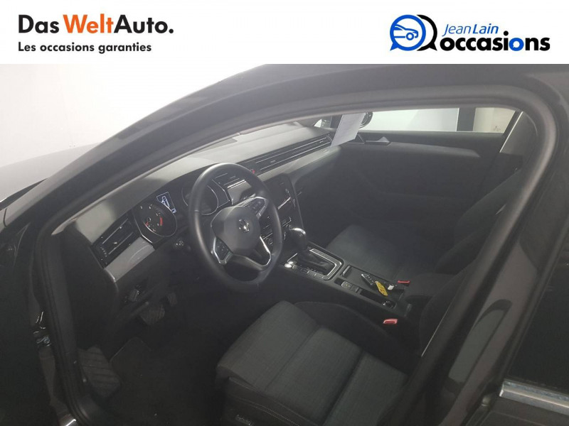 Volkswagen Passat VII Passat SW 1.6 TDI 120 DSG7 Business 5p Gris occasion à Voiron - photo n°11