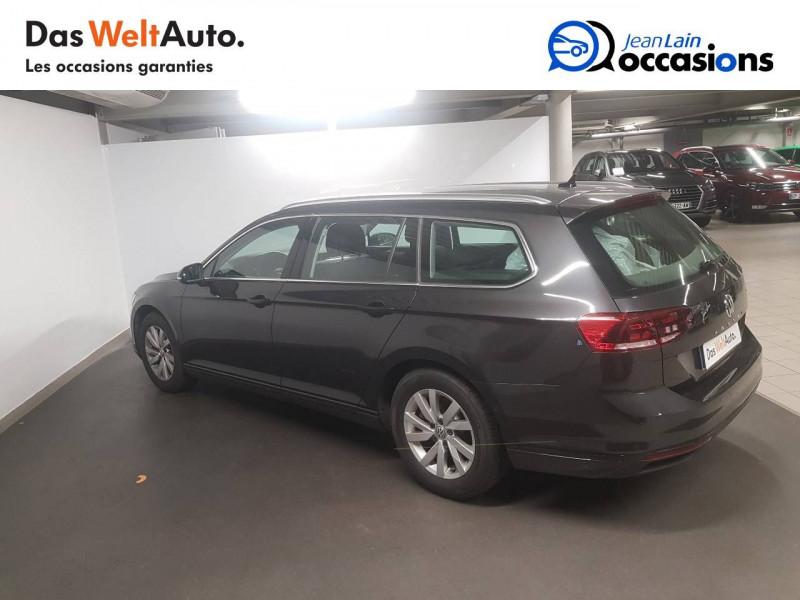 Volkswagen Passat VII Passat SW 1.6 TDI 120 DSG7 Business 5p Gris occasion à Voiron - photo n°7