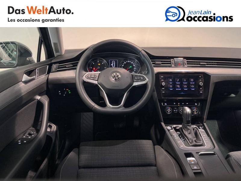 Volkswagen Passat VII Passat SW 1.6 TDI 120 DSG7 Business 5p Gris occasion à Cessy - photo n°11