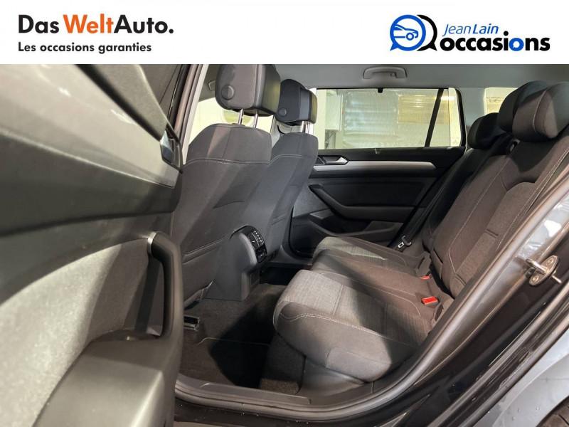 Volkswagen Passat VII Passat SW 1.6 TDI 120 DSG7 Business 5p Gris occasion à Cessy - photo n°17