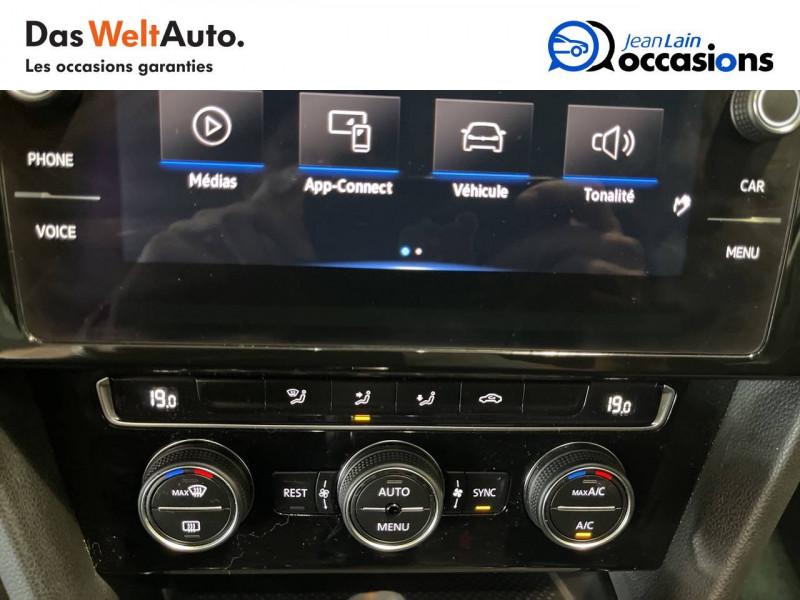 Volkswagen Passat VII Passat SW 1.6 TDI 120 DSG7 Business 5p Gris occasion à Cessy - photo n°14