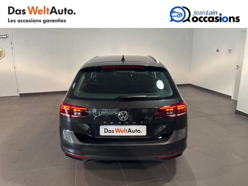 Volkswagen Passat VII Passat SW 1.6 TDI 120 DSG7 Business 5p Gris occasion à Cessy - photo n°6