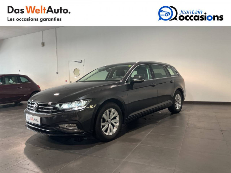Volkswagen Passat VII Passat SW 1.6 TDI 120 DSG7 Business 5p Gris occasion à Cessy