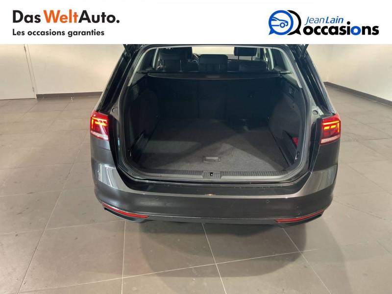 Volkswagen Passat VII Passat SW 1.6 TDI 120 DSG7 Business 5p Gris occasion à Cessy - photo n°10