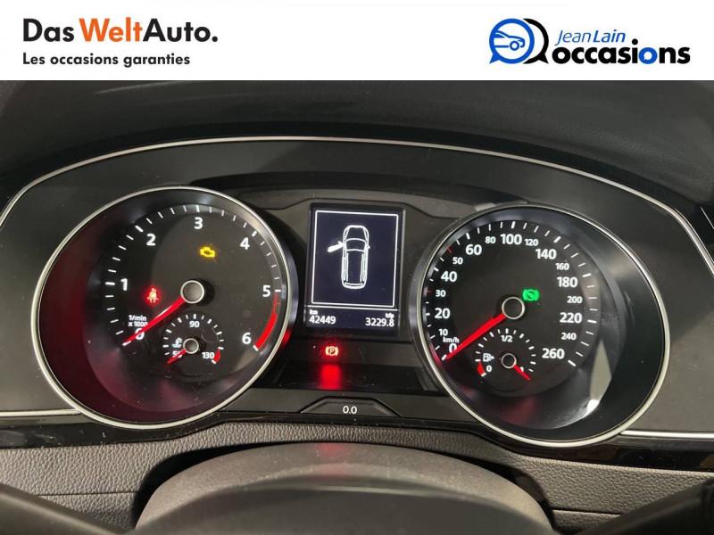 Volkswagen Passat VII Passat SW 1.6 TDI 120 DSG7 Business 5p Gris occasion à Cessy - photo n°15