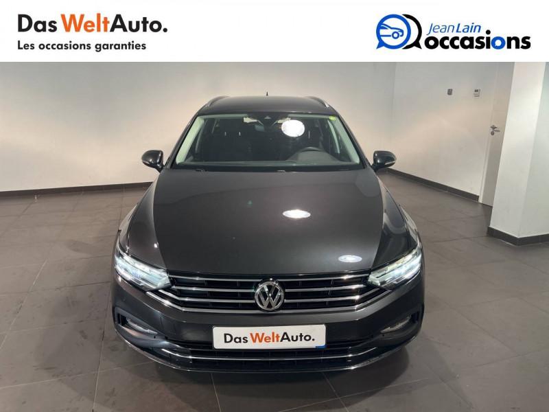 Volkswagen Passat VII Passat SW 1.6 TDI 120 DSG7 Business 5p Gris occasion à Cessy - photo n°2