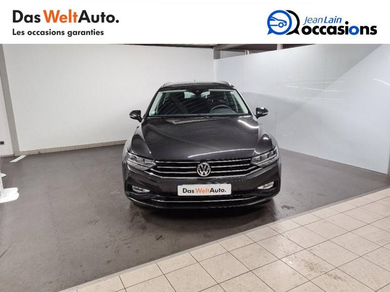 Volkswagen Passat VII Passat SW 2.0 TDI EVO 150 DSG7 Business 5p Gris occasion à La Motte-Servolex - photo n°2