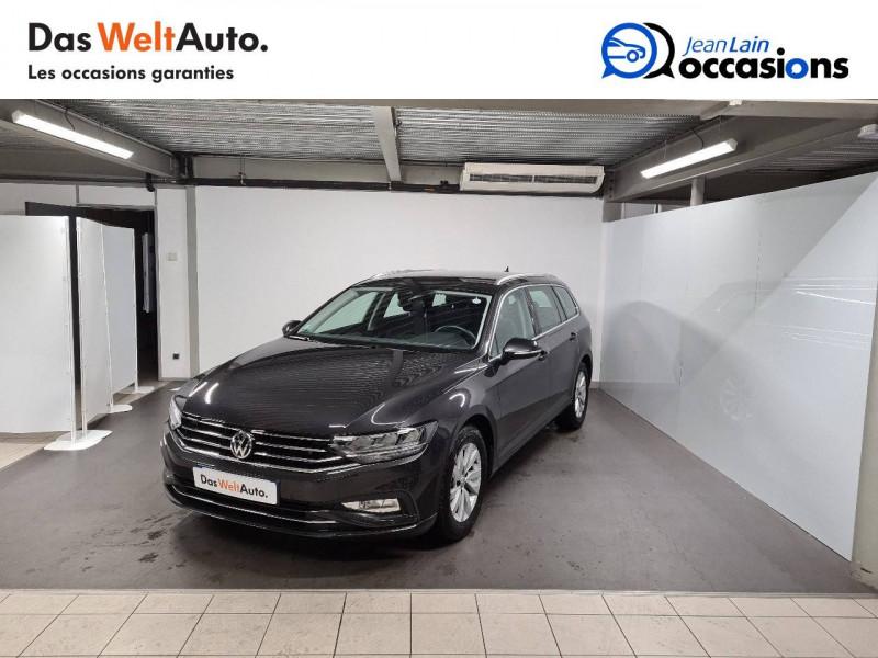 Volkswagen Passat VII Passat SW 2.0 TDI EVO 150 DSG7 Business 5p Gris occasion à La Motte-Servolex