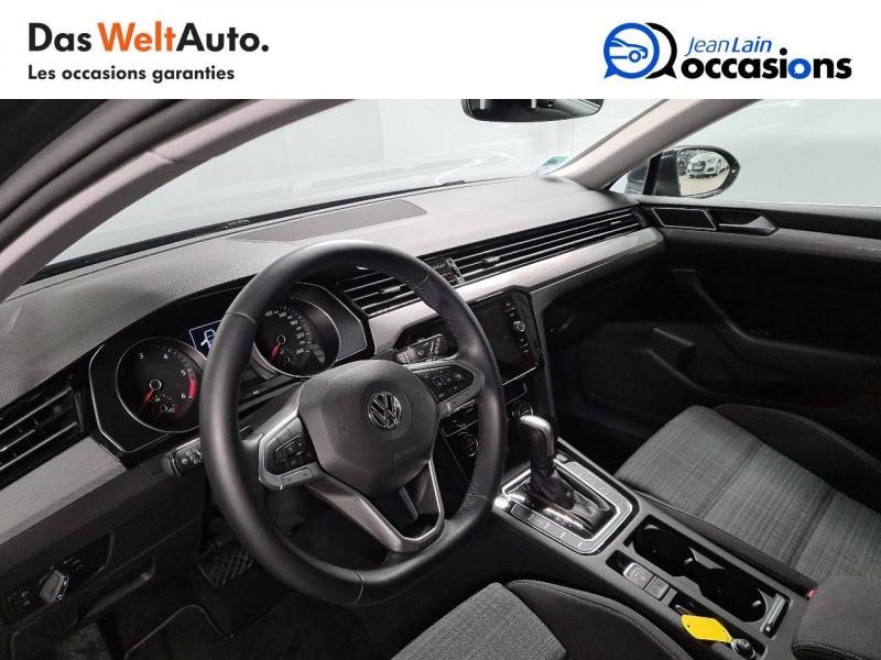 Volkswagen Passat VII Passat SW 2.0 TDI EVO 150 DSG7 Business 5p Gris occasion à La Motte-Servolex - photo n°11