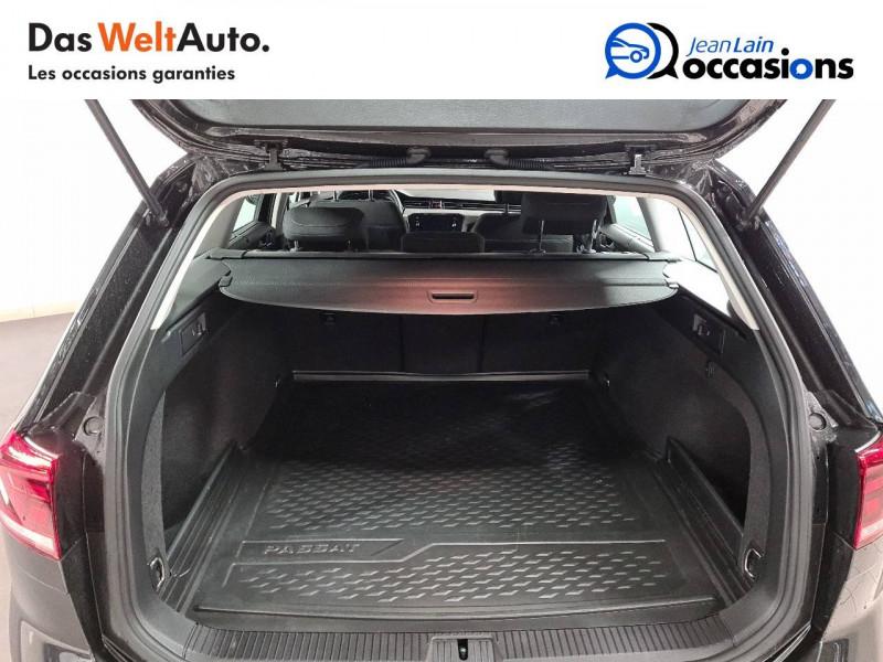 Volkswagen Passat VII Passat SW 2.0 TDI EVO 150 DSG7 Business 5p Gris occasion à La Motte-Servolex - photo n°10