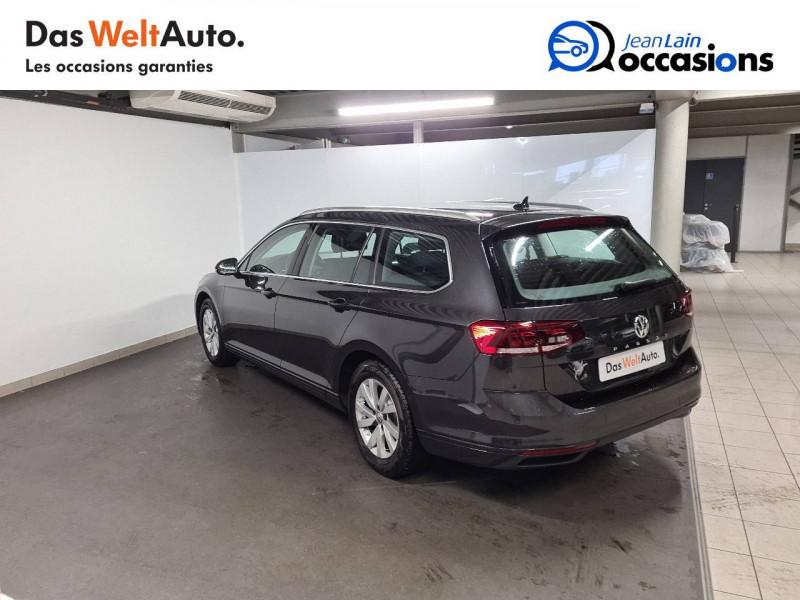 Volkswagen Passat VII Passat SW 2.0 TDI EVO 150 DSG7 Business 5p Gris occasion à La Motte-Servolex - photo n°7