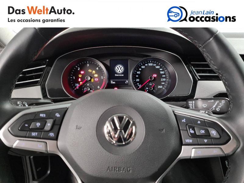 Volkswagen Passat VII Passat SW 2.0 TDI EVO 150 DSG7 Business 5p Gris occasion à La Motte-Servolex - photo n°12
