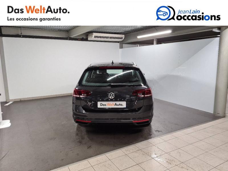 Volkswagen Passat VII Passat SW 2.0 TDI EVO 150 DSG7 Business 5p Gris occasion à La Motte-Servolex - photo n°6