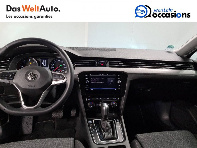 Volkswagen Passat VII Passat SW 2.0 TDI EVO 150 DSG7 Business 5p Gris occasion à La Motte-Servolex - photo n°18