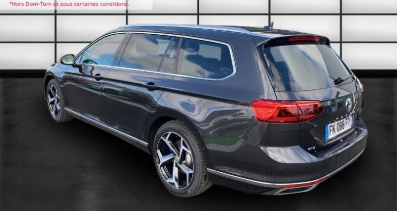 Volkswagen Passat 1.4 TSI 218ch GTE DSG6 Gris occasion à La Rochelle - photo n°5