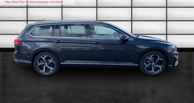 Volkswagen Passat 1.4 TSI 218ch GTE DSG6 Gris occasion à La Rochelle - photo n°3