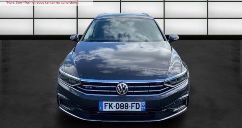 Volkswagen Passat 1.4 TSI 218ch GTE DSG6 Gris occasion à La Rochelle - photo n°2