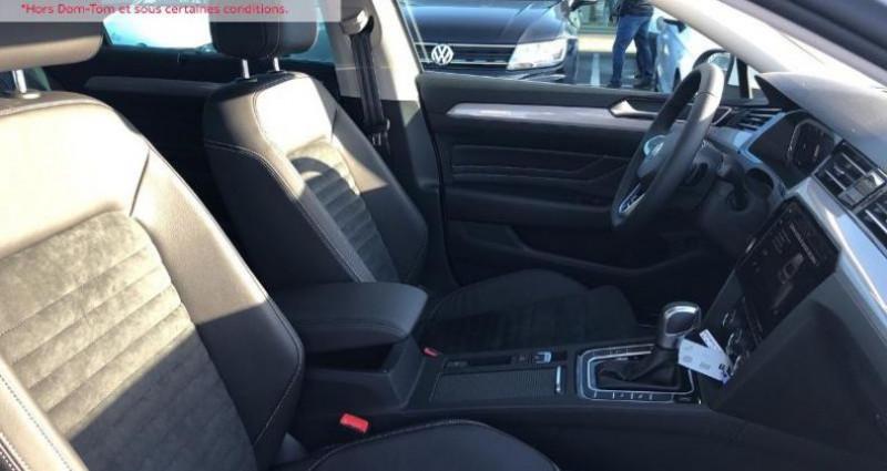 Volkswagen Passat 1.4 TSI 218ch Hybride Rechargeable GTE DSG6 Blanc occasion à La Rochelle - photo n°7