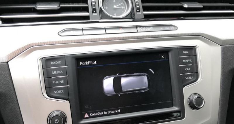 Volkswagen Passat 1.6 TDI 120CH BLUEMOTION TECHNOLOGY CONFORTLINE BUSINESS DSG Violet occasion à SAUTRON - photo n°7