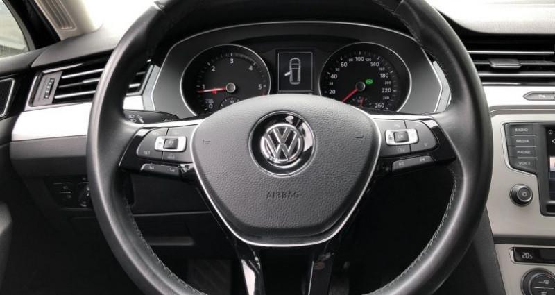 Volkswagen Passat 1.6 TDI 120CH BLUEMOTION TECHNOLOGY CONFORTLINE BUSINESS DSG Violet occasion à SAUTRON - photo n°6