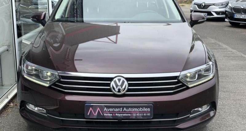 Volkswagen Passat 1.6 TDI 120CH BLUEMOTION TECHNOLOGY CONFORTLINE BUSINESS DSG Violet occasion à SAUTRON - photo n°2