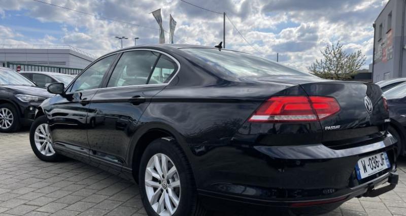 Volkswagen Passat VIII 2.0 TDI 150 BlueMotion Technology Confortline DSG6 Noir occasion à SELESTAT - photo n°3