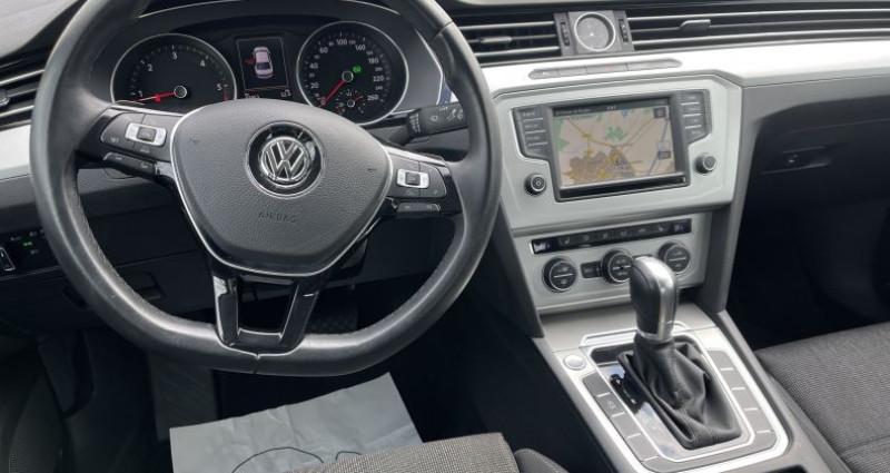 Volkswagen Passat VIII 2.0 TDI 150 BlueMotion Technology Confortline DSG6 Noir occasion à SELESTAT - photo n°6