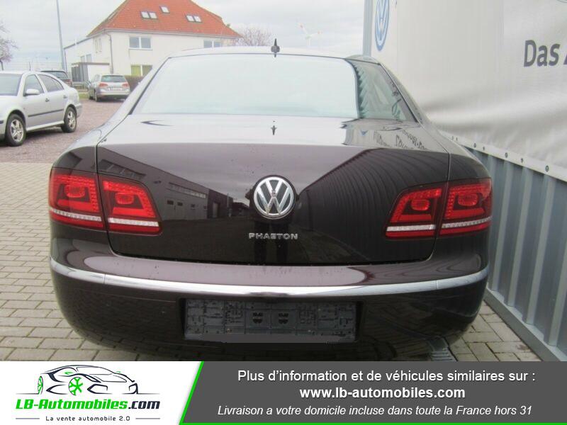 Volkswagen Phaeton 3.0 V6 TDI 245 FAP / 4Motion Tiptronic A Violet occasion à Beaupuy - photo n°9