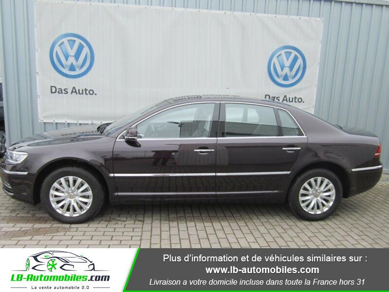 Volkswagen Phaeton 3.0 V6 TDI 245 FAP / 4Motion Tiptronic A Violet occasion à Beaupuy - photo n°3