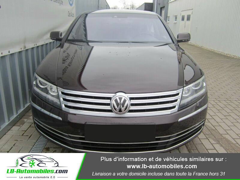 Volkswagen Phaeton 3.0 V6 TDI 245 FAP / 4Motion Tiptronic A Violet occasion à Beaupuy
