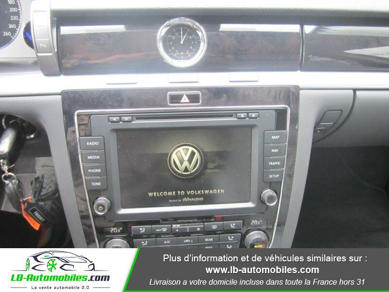 Volkswagen Phaeton 3.0 V6 TDI 245 FAP / 4Motion Tiptronic A Violet occasion à Beaupuy - photo n°7