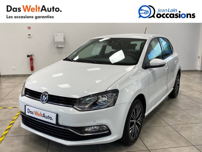 Volkswagen Polo V Polo 1.0 60 Match 5p Blanc occasion à Cessy
