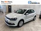 Volkswagen Polo V Polo 1.0 75 Edition 5p Blanc à Voiron 38