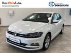 Volkswagen Polo VI Polo 1.0 65 S&S BVM5 Confortline 5p Blanc à Valence 26